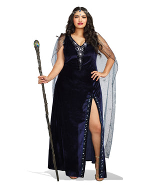 Plus Size The Sorceress