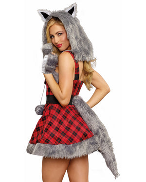 Women's Big Bad Wolf