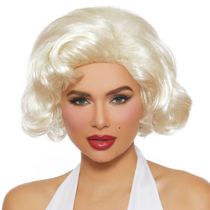 Retro Movie Star Wig