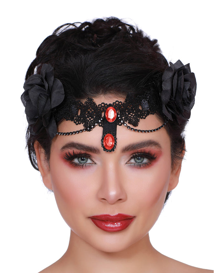 Drop Dead Beautiful Headpiece
