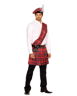 """Hot Scottie"" Scottish Kilt"