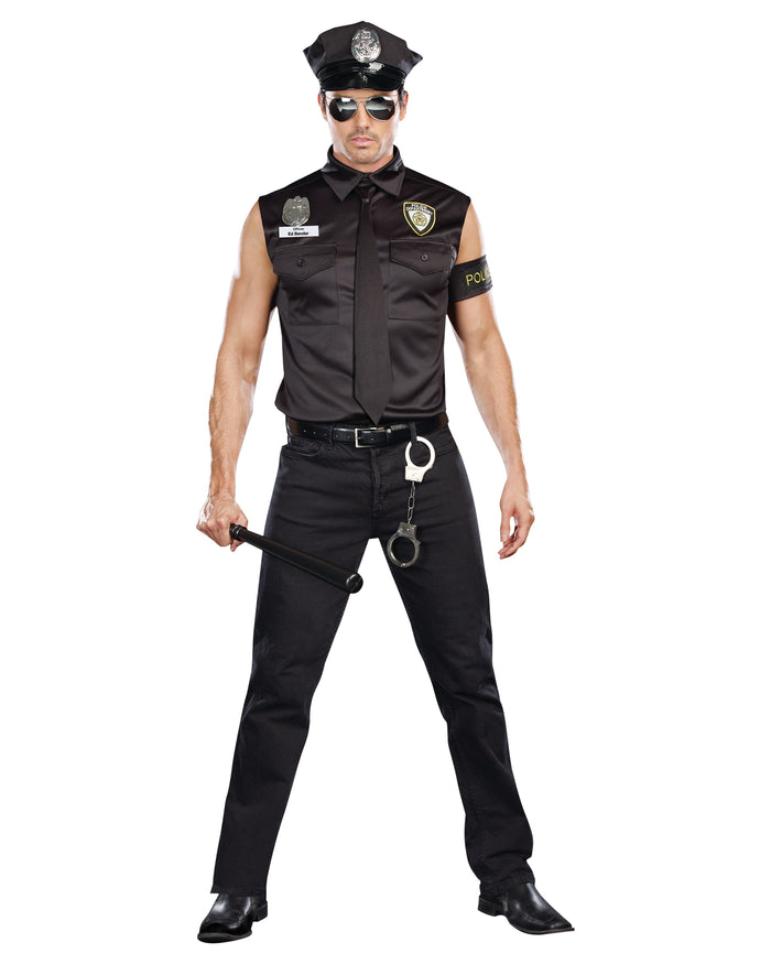 "Dirty Cop Officer ""Ed Banger"""