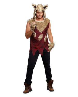 Men's Big Bad Wolf