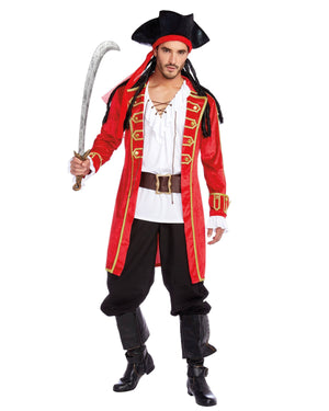 Men's Ships Ahoy Men's Costume Dreamgirl Costume