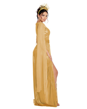 Sun Goddess Women's Costume Dreamgirl Costume