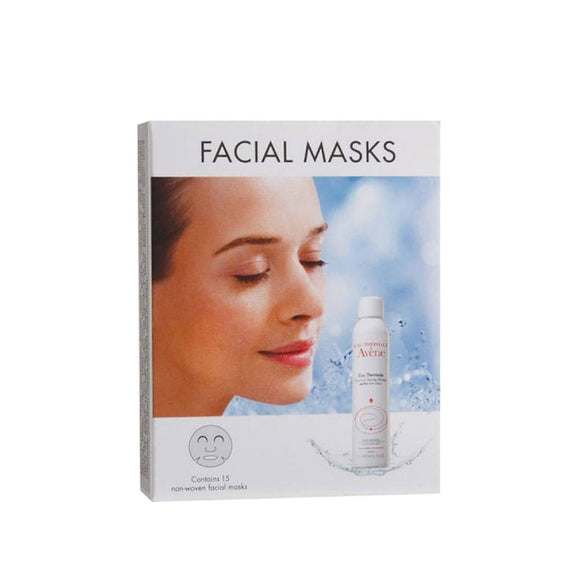 Avene Facial Masks 15'S