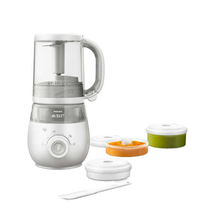 Avent 4 In 1 Healthy Baby Food System Maker