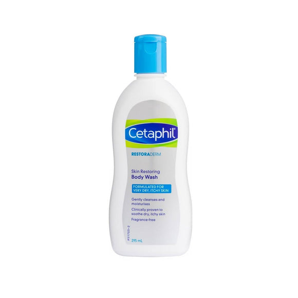Cetaphil Skin Restoring Body Wash 295Ml