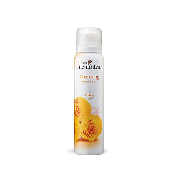 Enchanteur Body Mist 75Ml - Charming