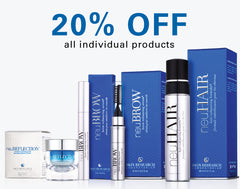 20% off all individual products on Cyber Monday 2018.