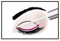 neuLASH® lash enhancing serum usage image.