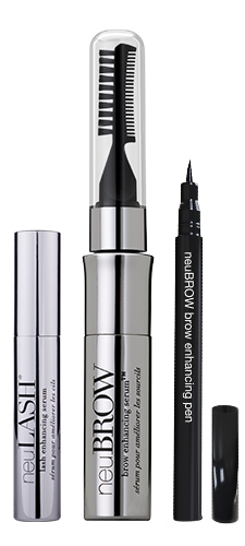 neuLash and neuBrow products