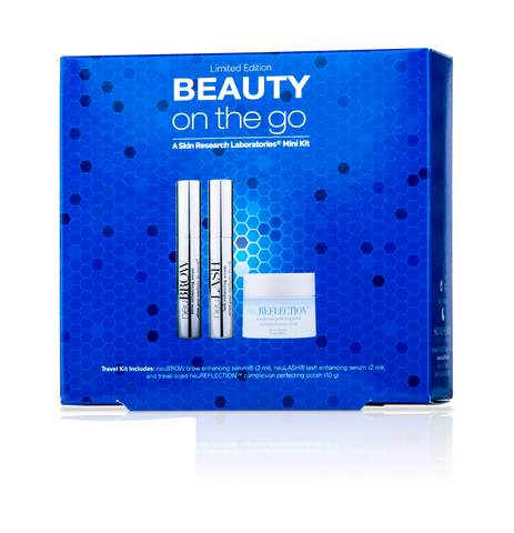 Beauty on the Go Travel Kit