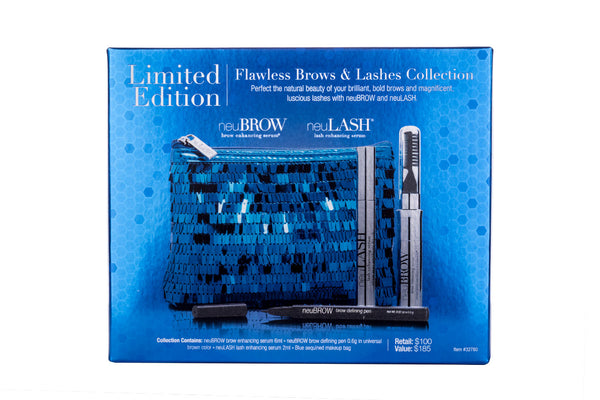 Flawless Brows and Lashes Collection