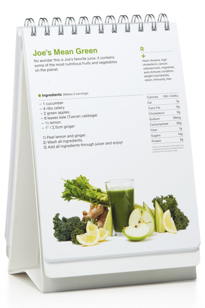 101 Juice Recipes - Wholesale