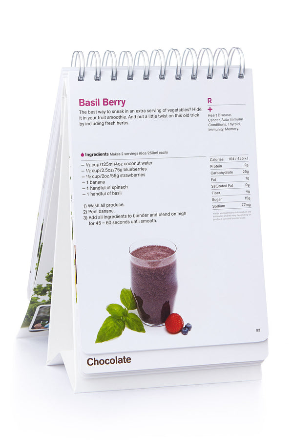 Berry Blast Recipe