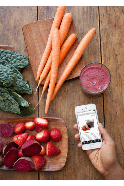 101 Juice Recipes App