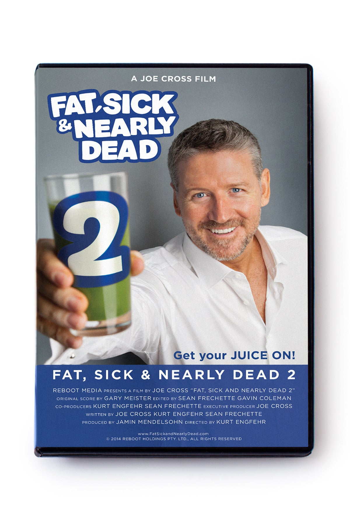 Fat, Sick & Nearly Dead 2 - Public Screening Package