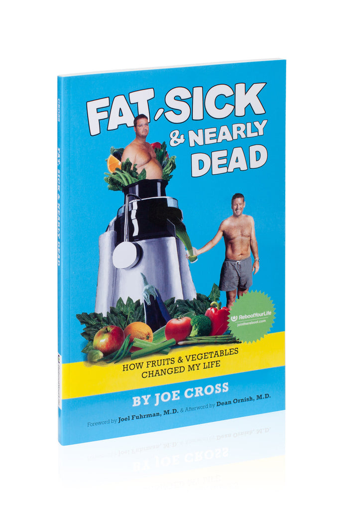 Fat, Sick & Nearly Dead Book - Wholesale