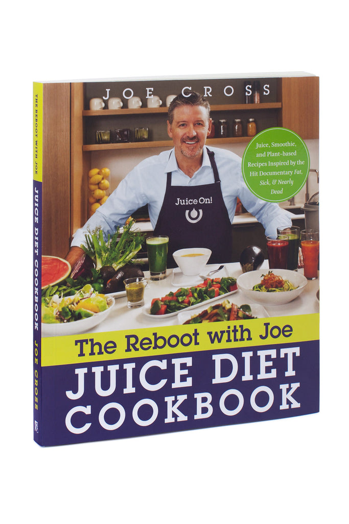 Reboot with Joe Juice Diet Cookbook