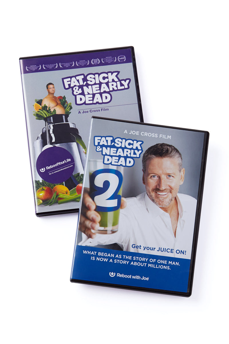 Fat, Sick & Nearly Dead - Movie Package