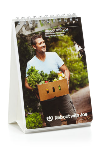 Reboot with Joe Plant-Based Recipes