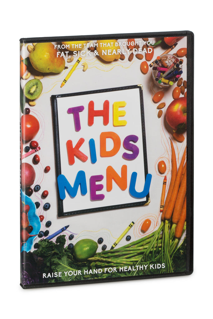 The Kids Menu DVD - Wholesale