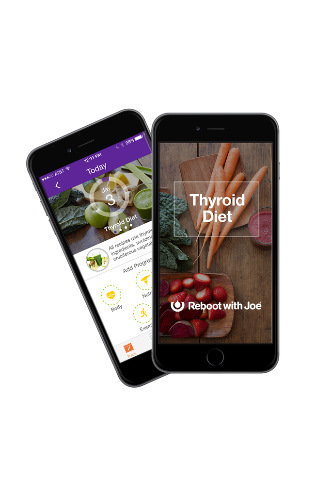 Thyroid Diet App