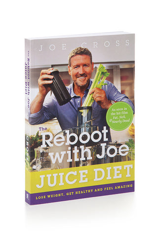 Reboot with Joe Juice Diet Book - Wholesale
