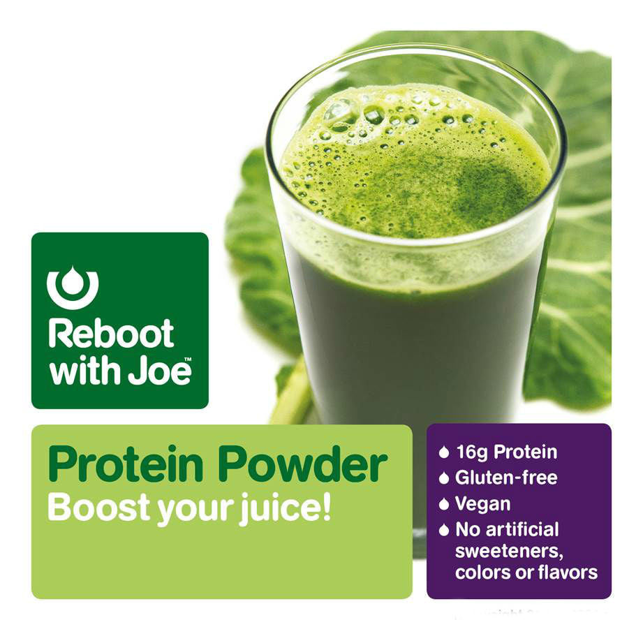 Reboot with Joe Protein Powder for Juices - 176 oz