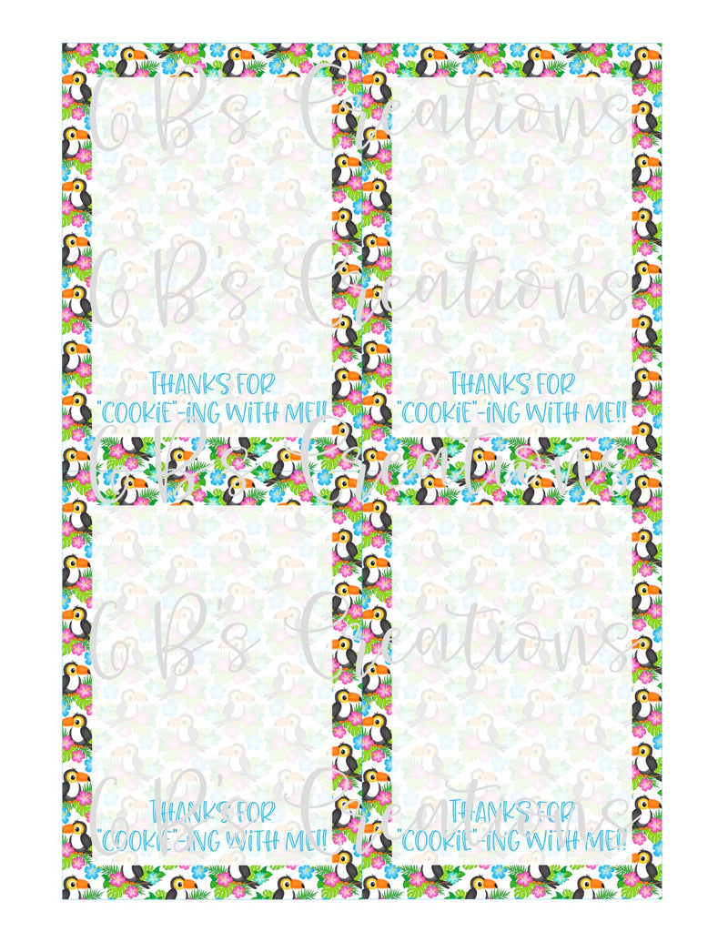 photograph relating to Thank You Printable Tag titled Thank on your own for \