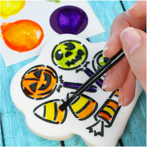 Paint Your Own Cookie Supplies