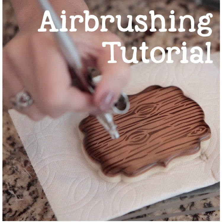Online Airbrushing Tutorial