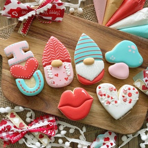 Gnome Cookie Kits - Pick up Friday, February 12th - 12:00-1:00 PM