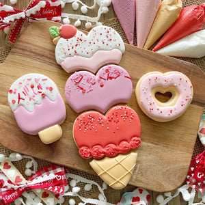 Sweet Treats Cookie Kits - Pick up Friday, February 5th - 12:00-1:00 PM