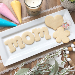 Kids Mother's Day Cookie Kits - Pick up Friday, May 8th - 3:00-4:00 PM (or with mason jar pickup time on Friday)