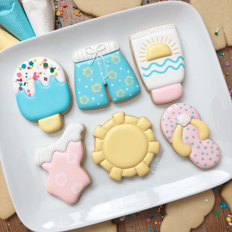 Summer Cookie Kits - Pick up Saturday, August 8th - 2:00-3:00 PM
