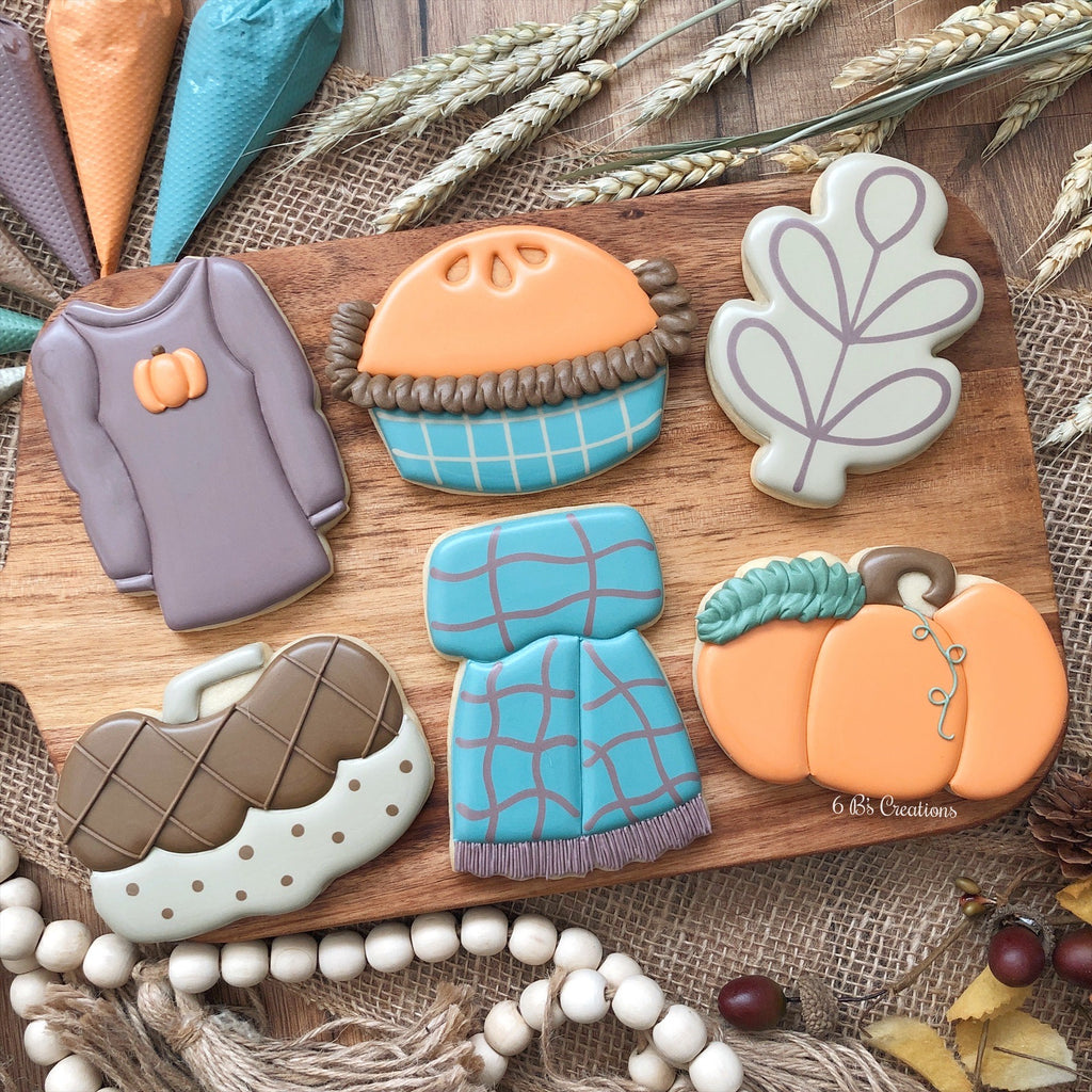 Fall Beginner Decorating Class - Friday, November 20th - 6:30-8:30 PM