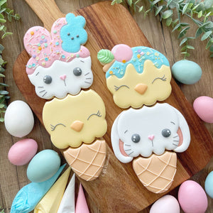 Easter Sweet Treats Cookie Kits - Pick up Friday, March 26th - 5:00-6:00 PM