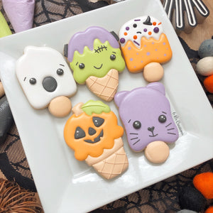Halloween Cookie Kits - Pick up Friday, October 16th - 12:00-1:00 PM