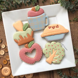 Fall Themed Cookie Kits - Pick up Friday, September 18th - 5:00-6:00 PM