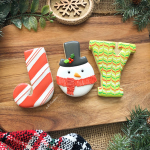 Joy Cookie Kits - Pick up Friday, December 18th - 1:00-2:00 PM