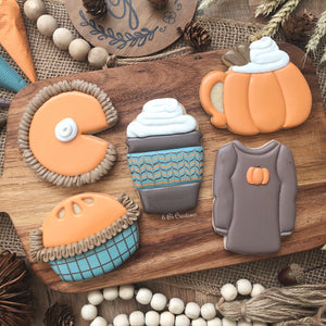 Fall Cookie Kits - Pick up Friday, November 20th - 12:00-1:00 PM