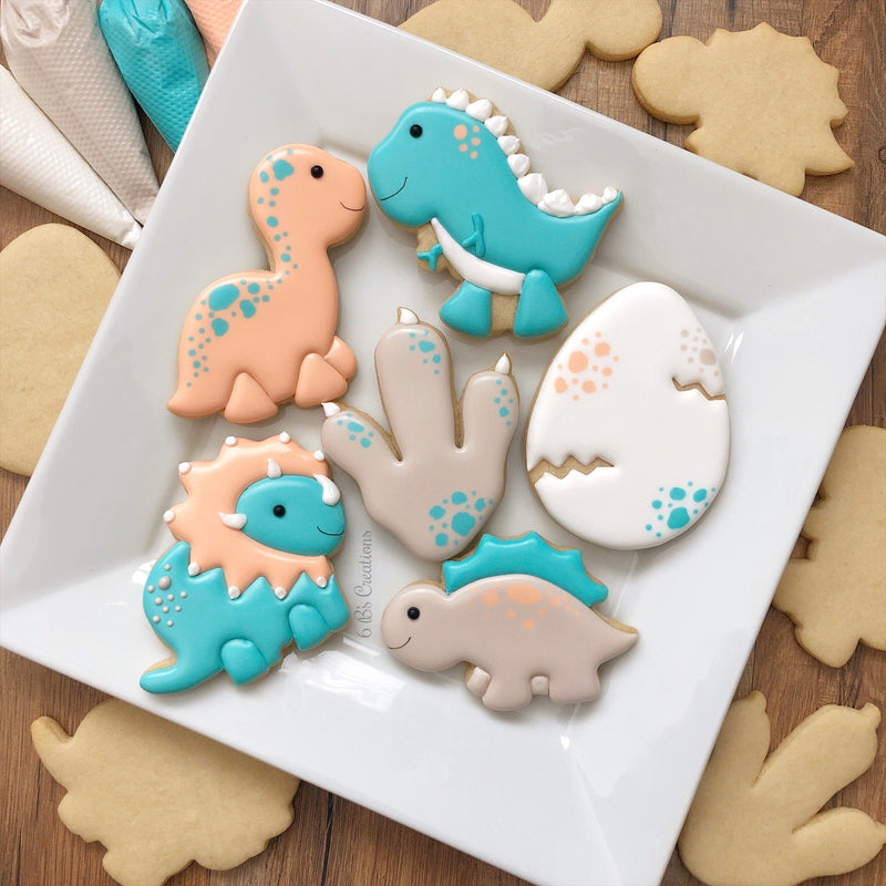 Dinosaur Cookie Kits - Pick up Friday, May 22nd - 2:00-3:00 PM