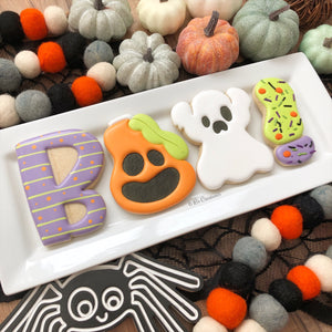 Halloween Cookie Kits - Pick up Friday, October 23rd - 12:00-1:00 PM