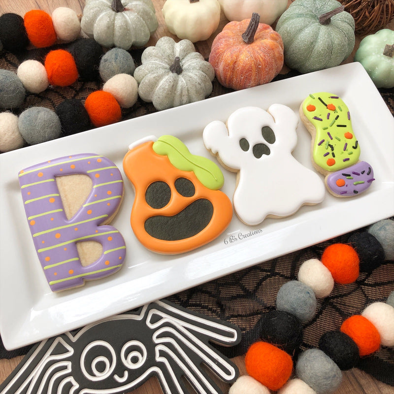 Halloween Cookie Kits - Pick up Friday, October 23rd - 5:00-6:00 PM