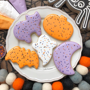 Halloween Cookie Kits - Pick up Friday, October 30th - 12:00-1:00 PM