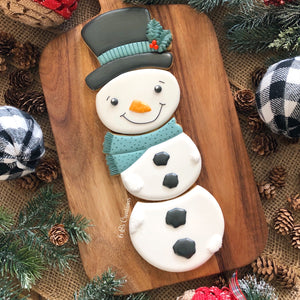 Snowman Cookie Kits - Pick up Friday, December 4th - 5:00-6:00 PM
