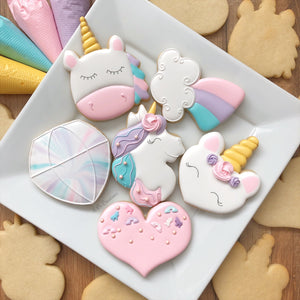 Unicorn Cookie Kits - Pick up Friday, June 5th - 4:00-5:00 PM