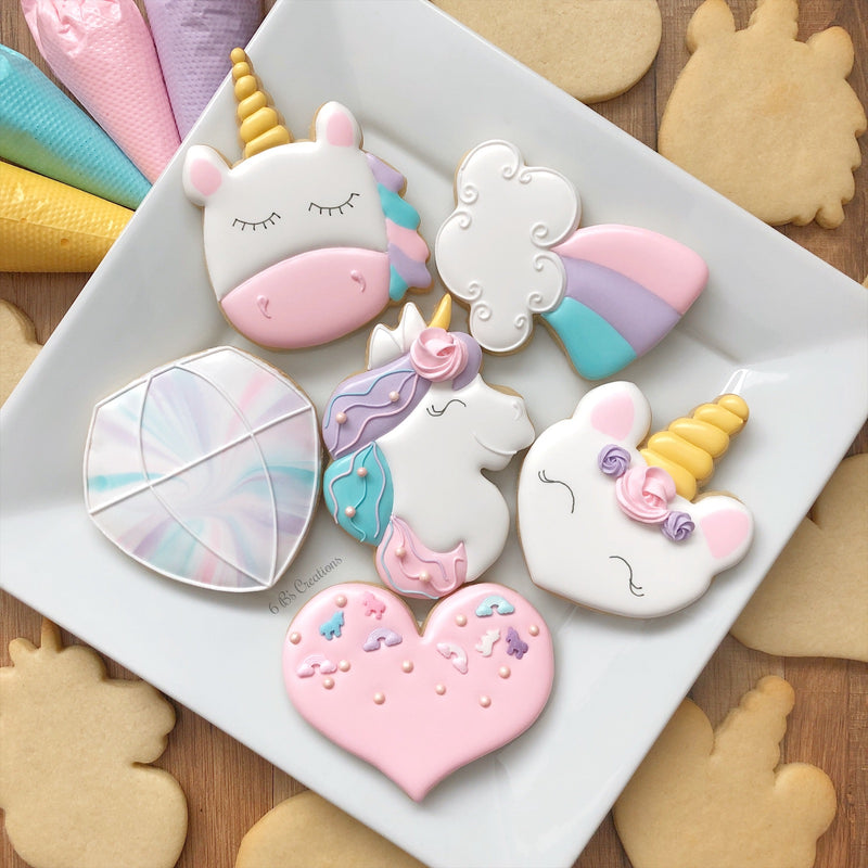 Unicorn Cookie Kits - Pick up Friday, June 5th - 12:00-1:00 PM